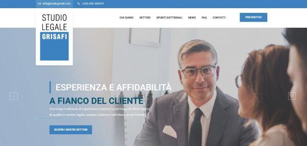 On line il nuovo sito web dello Studio Legale Grisafi!
